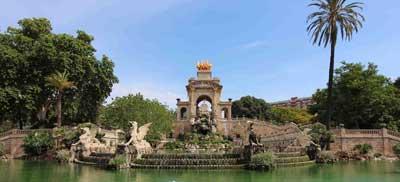 פארק בברצלונה לילדים