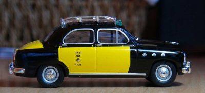 מונית של ברצלונה